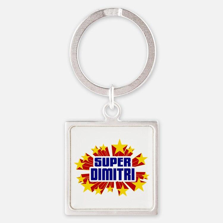 Dimitri the Super Hero Keychains