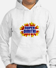 Dimitri the Super Hero Hoodie