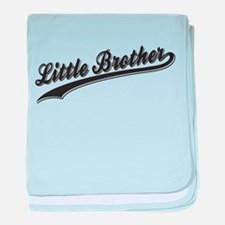 Little Brother baby blanket
