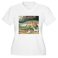 Noahs Ark Plus Size T-Shirt