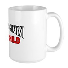 """The World's Greatest God Child"" Mug"