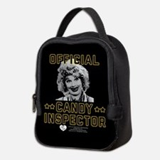 Lucy Candy Inspector Neoprene Lunch Bag