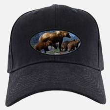 Mountain Grizzly Bears Baseball Hat