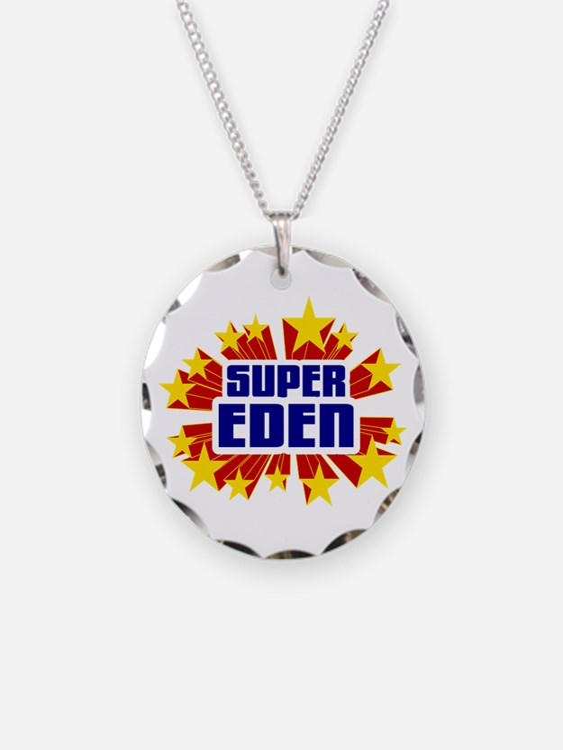 Eden the Super Hero Necklace