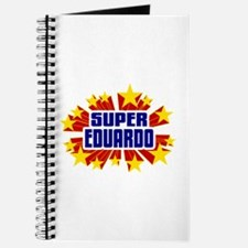 Eduardo the Super Hero Journal