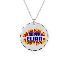 Elian the Super Hero Necklace