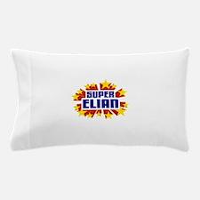 Elian the Super Hero Pillow Case