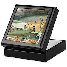 Noahs Ark Keepsake Box