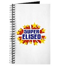 Eliseo the Super Hero Journal