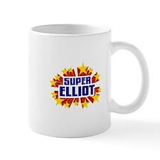 Elliot the Super Hero Small Mugs
