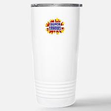 Emanuel the Super Hero Travel Mug