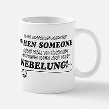 Nebelung designs Mug