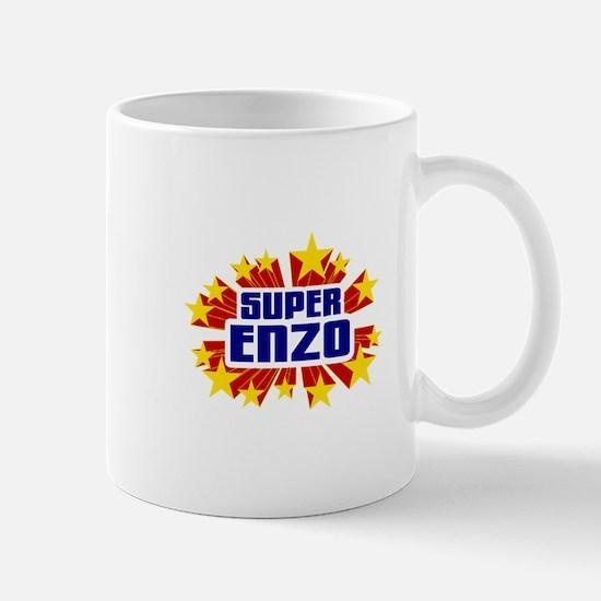 Enzo the Super Hero Mug