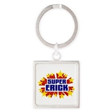 Erick the Super Hero Keychains