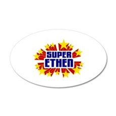 Ethen the Super Hero Wall Decal