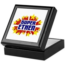 Ethen the Super Hero Keepsake Box