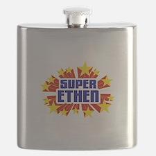 Ethen the Super Hero Flask