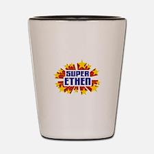 Ethen the Super Hero Shot Glass