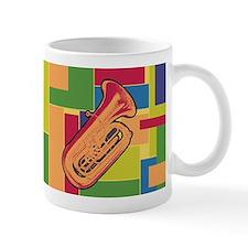 Tuba Colorblocks Mug
