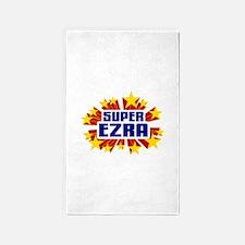 Ezra the Super Hero 3'x5' Area Rug