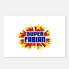 Fabian the Super Hero Postcards (Package of 8)
