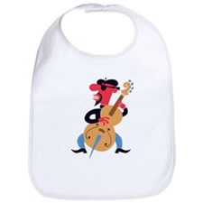 Bass Beat Bib