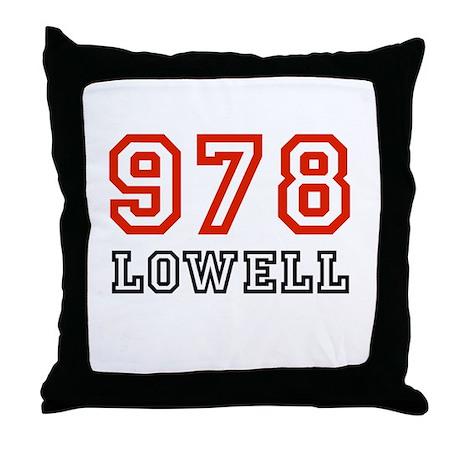 978 Throw Pillow