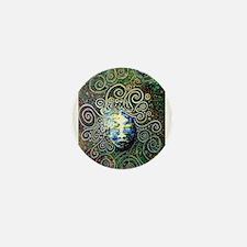 gaia Mini Button