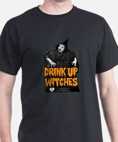 Lucy Drink Up Witches T-Shirt