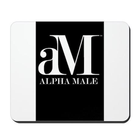 Alpha Male Mousepad