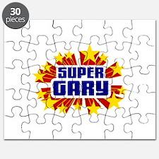 Gary the Super Hero Puzzle