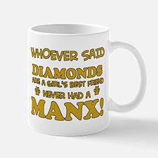 Funny Manx designs Mug