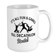 Decathlon gear and merchandise Mug