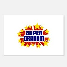 Graham the Super Hero Postcards (Package of 8)