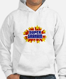 Graham the Super Hero Hoodie