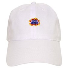 Griffin the Super Hero Baseball Hat
