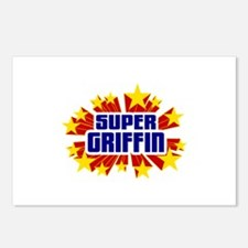 Griffin the Super Hero Postcards (Package of 8)
