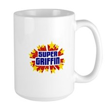 Griffin the Super Hero Mug