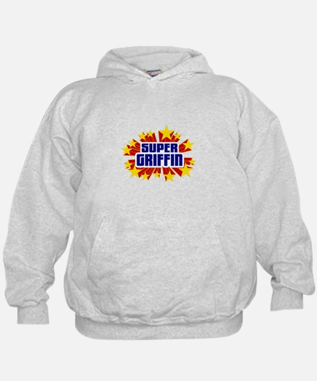 Griffin the Super Hero Hoodie