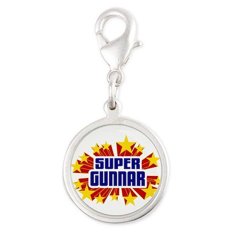 Gunnar the Super Hero Charms