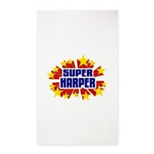 Harper the Super Hero 3'x5' Area Rug