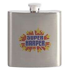 Harper the Super Hero Flask