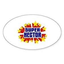 Hector the Super Hero Decal