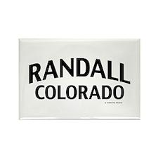 Randall Colorado Rectangle Magnet