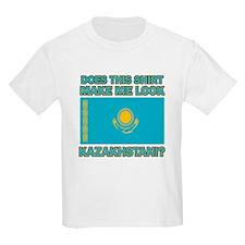 Kazakhstani Flag Designs T-Shirt