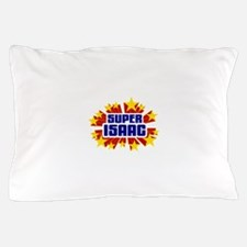Isaac the Super Hero Pillow Case