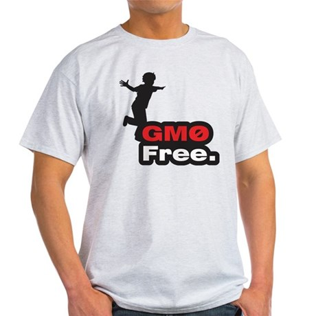 GMO Free - Light T-Shirt