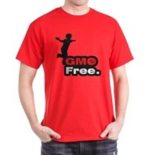 GMO Free - T-Shirt
