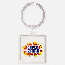 Izaiah the Super Hero Keychains
