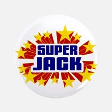 """Jack the Super Hero 3.5"""" Button (100 pack)"""